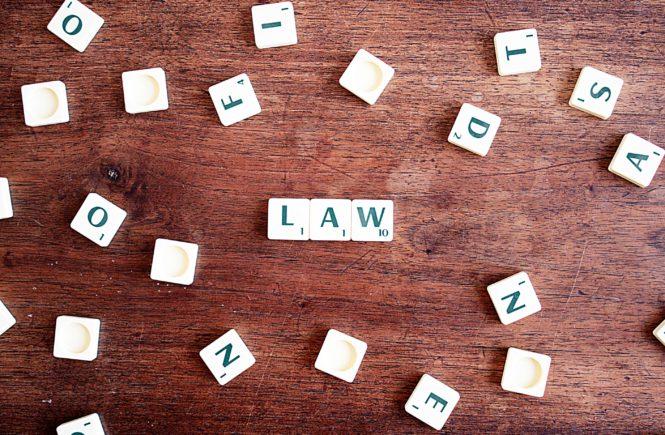 """Scrabbe """"Law"""""""