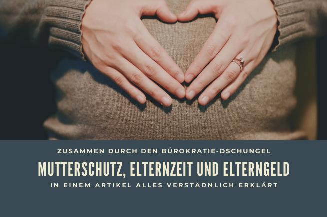 Schwangere Frau formt Herz mit ihren Händen auf ihrem Bauch